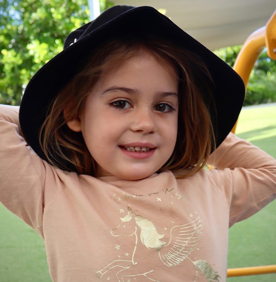 The Brook Early Education and Care - Preschooler Smiling