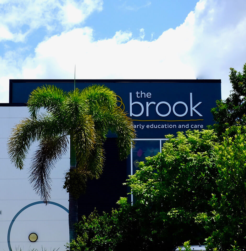 The Brook Early Education and Care - Street view of building