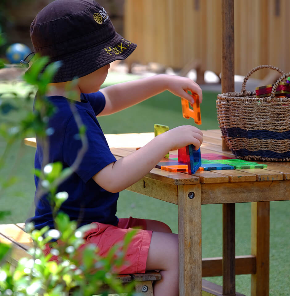 The Brook Early Education and Care - Learn through Play