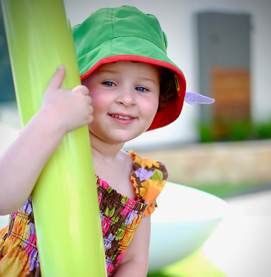 The Pocket Early Education and Care - Learning Through Play - Hide and Seek