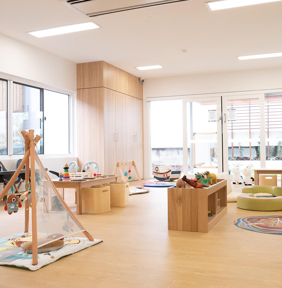 The Pocket Early Education and Care - Indoor Interior