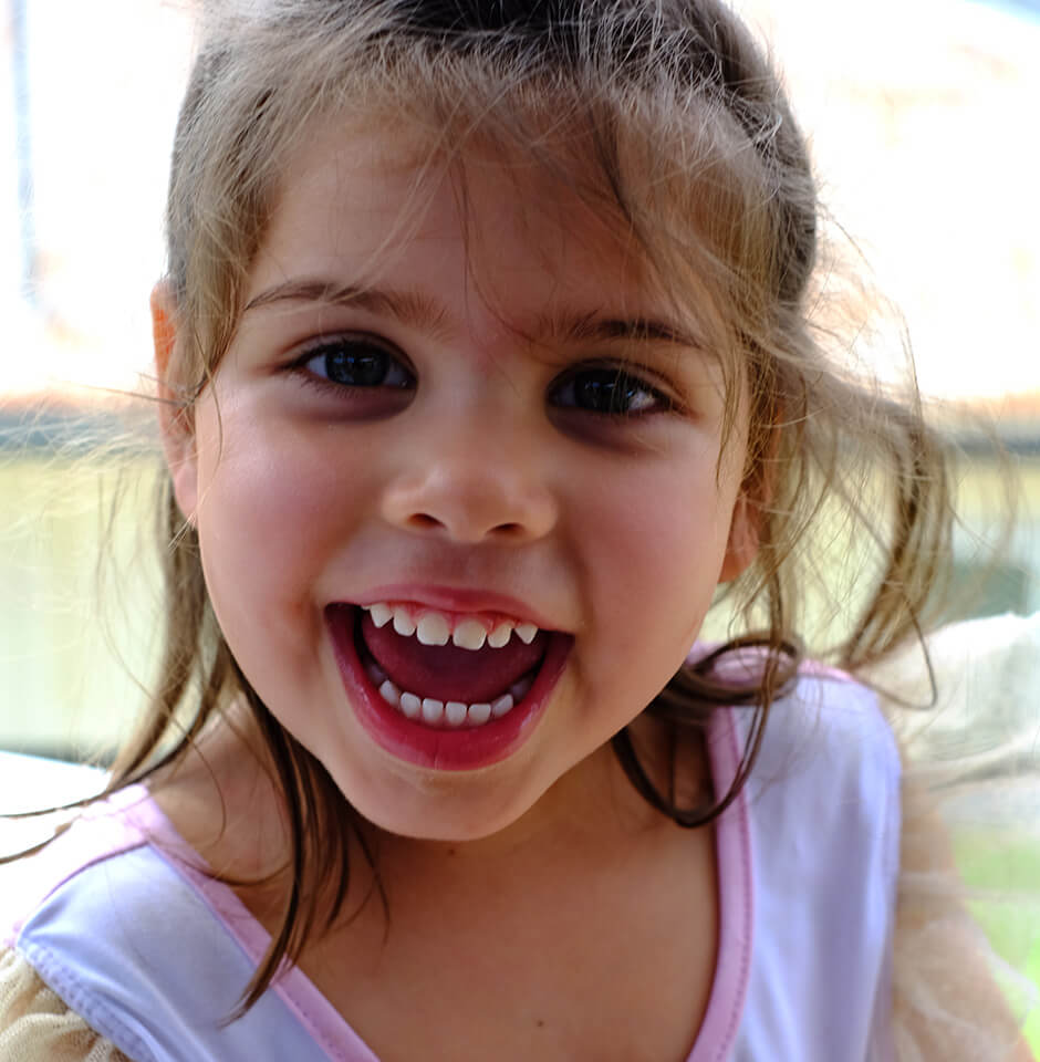 The Brook Early Education and Care - Strong Sense of Self - Child Smiling Confidently