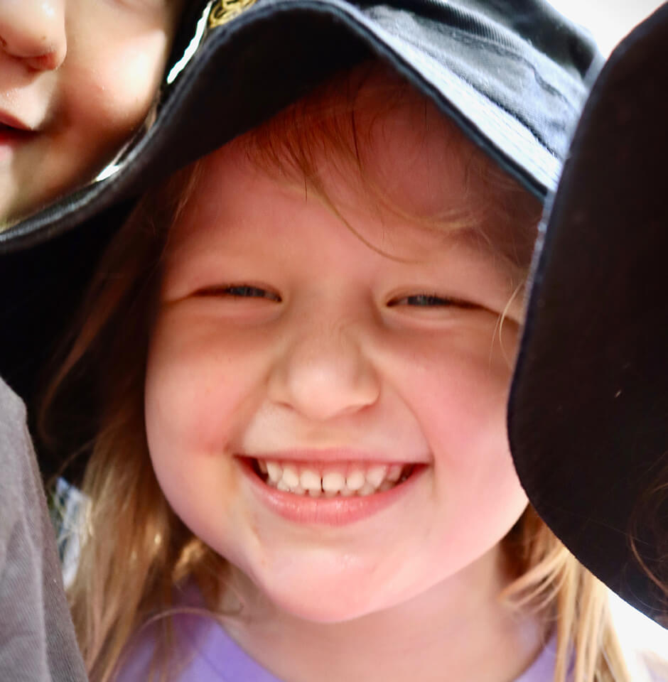 The Brook Early Education and Care - Female Preschooler Smiling